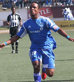 Partson Jaure, University of Pretoria, Dynamos Football Club, Zimbabwe soccer, Zimbabwean footballer