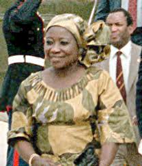 Sally Mugabe, Robert Mugabe, Zimbabwe First Lady