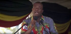 Kudzai Chipanga speaking at Million Man March.jpg
