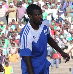 Obey Mwerahari, Dynamos Football Club, Monomotapa Football Club, Zimbabwe soccer, Zimbabwean footballer