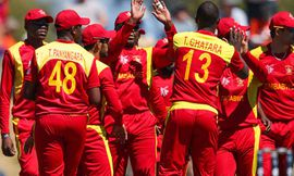 The Zimbabwe Chevrons, zimbabwe Cricket Team
