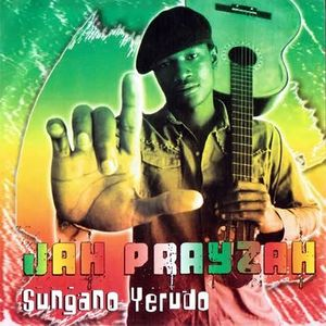 Jah Prayzah Sungano Yerudo Album Cover 2013.jpg