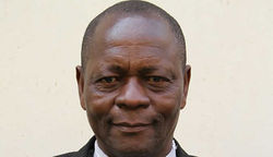 Abednico Ncube, Zanu Pf Politburo, Minister of State Affairs for Provincial Affairs Matebeleland South Province