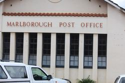 Marlborough Post Office