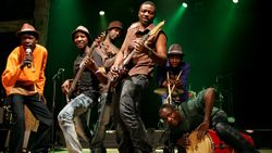 The Mokoomba Band