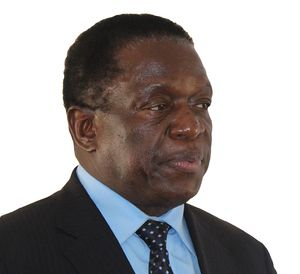 Picture of Emmerson Mnangagwa
