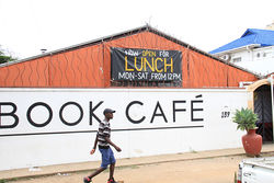 Book Cafe Harare, Zimbabwe