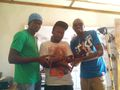 Zimdancehall Musician Celscius Wayne, picture with friends.jpg