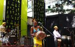 Hope Masike at HIFA 2010