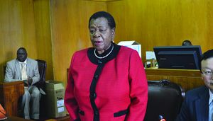Picture of Edna Madzongwe
